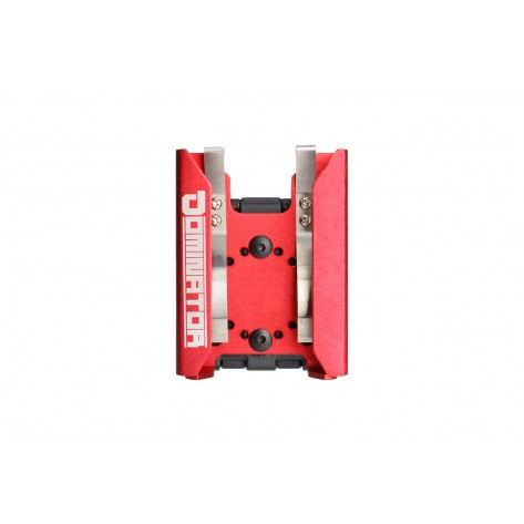 Dominator™ 4X 12 Gauge Shotshell Caddy / Stripper Clip (Red)
