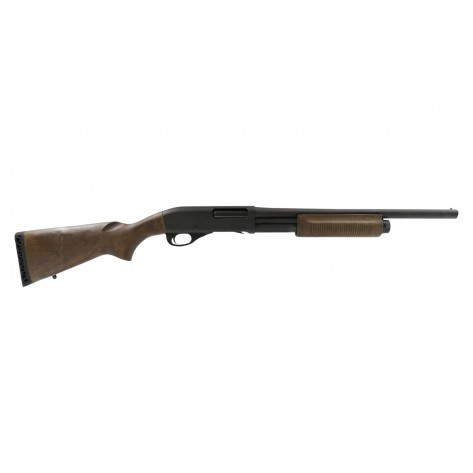 Dominator DM870 Shell-Ejecting Shotgun (Wooden Stock)