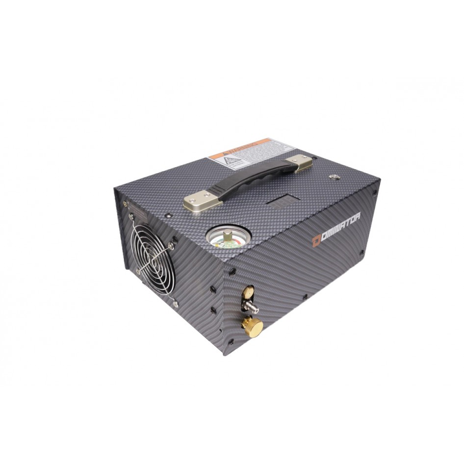Dominator™ Portable Air Compressor - Air Compressor - HPA Utilities