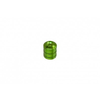 Dominator™ Low Drag CNC Aluminium Magazine Follower (Green)