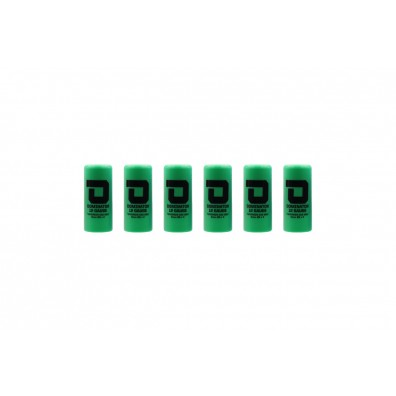 Dominator™ 12 Gauge Gas Shotgun Shell Hulls - Green (6 Hulls/Unit)