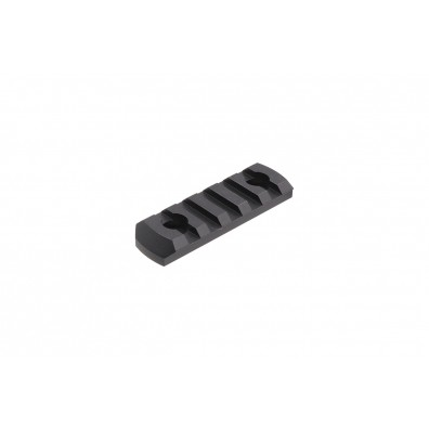 Dominator™ M-LOK 5-Slot Rail Section