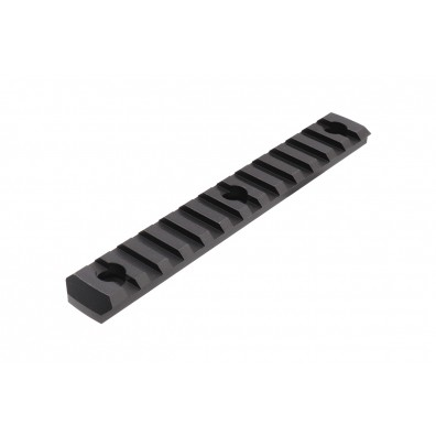 Dominator™ M-LOK 13-Slot Rail Section