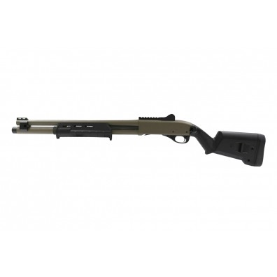 Dominator DM870 Shell-Ejecting Shotgun - Tactical MP (Cerakote™ Flat Dark Earth)
