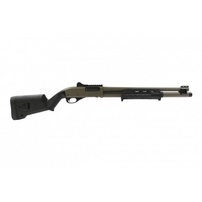 Dominator DM870 Shell-Ejecting Shotgun (Tactical MP) - Cerakote™ Flat Dark Earth